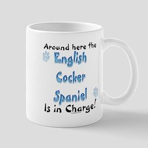 English Cocker Charge Mug