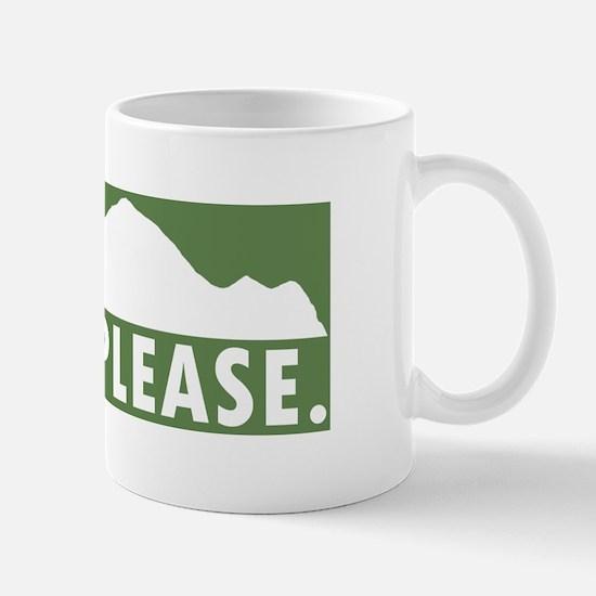 Daks Please Mugs