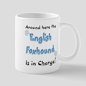 English Foxhound Charge Mug