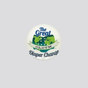 Great Diaper Change Final Logo_SM_no b Mini Button