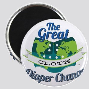Great Diaper Change Final Logo_SM_no b.. Magnet