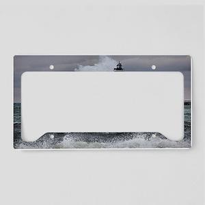 ludington 3 License Plate Holder
