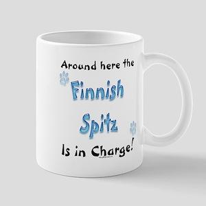 Spitz Charge Mug