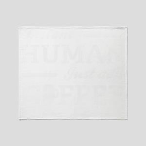 instantHuman2A Throw Blanket
