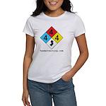 New Jersey State Flag Women's T-Shirt