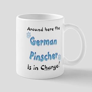 German Pinschers Charge Mug