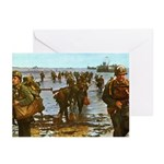 D-Day WWII Cards (Pk of 10)