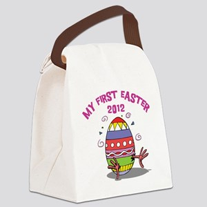 easter482012Wlight Canvas Lunch Bag