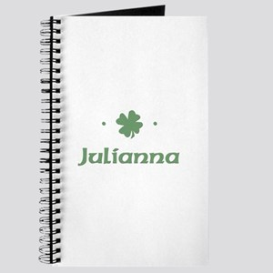 """Shamrock - Julianna"" Journal"