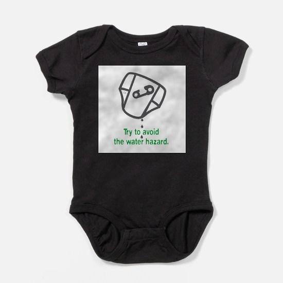 Golf - Hazard - Infant Bodysuit (Green) Body Suit