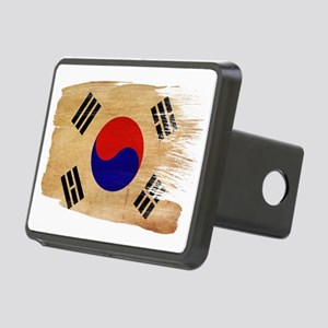 South Korea tex3-paint sty Rectangular Hitch Cover