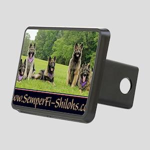 magnet-wildeshots-051411 7 Rectangular Hitch Cover