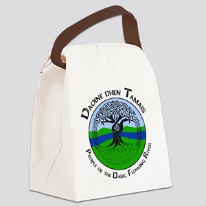 new-tribe-colour2 Canvas Lunch Bag