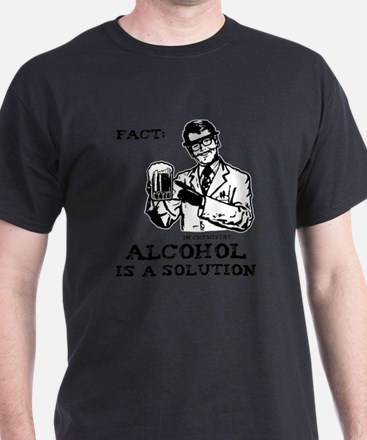 alcoholisasolutionEXTRAS T-Shirt