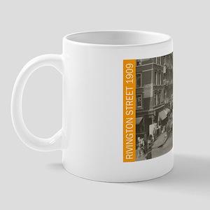 Rivington Street Ghetto Postcard Mug