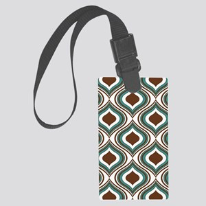 retro-iTouch4 Large Luggage Tag