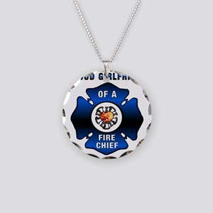 proudGIRLFRIEND redone Necklace Circle Charm