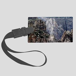 Colorado Black Canyon 2 Large Luggage Tag