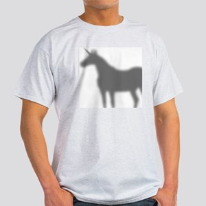 unicorn-shadow_shower Light T-Shirt