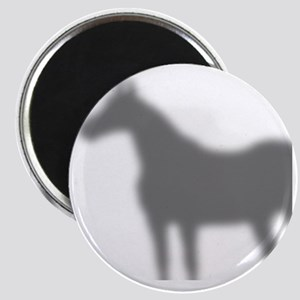 horse-shadow_shower Magnet