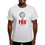 FKU Grey T-Shirt