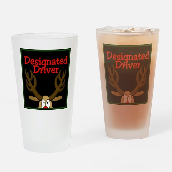 Designated Driver Drinking Glass
