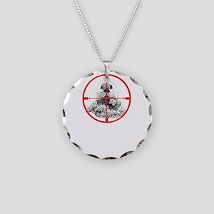 Caddyshack Varmint Poontang Necklace Circle Charm