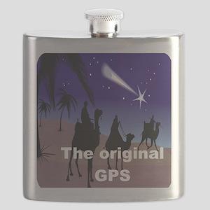 THE ORIGINAL GPS Flask