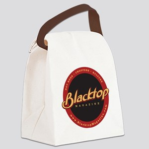 BlacktopT-2 Canvas Lunch Bag