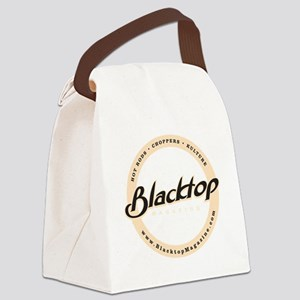 BlacktopT-3 Canvas Lunch Bag