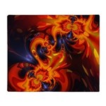 Dance of the Dragons Throw Blanket
