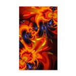Dance of the Dragons 20x12 Wall Decal