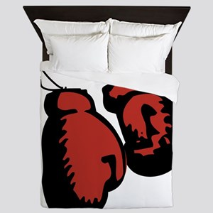 2011-12-23_Phish_BoxingGloves Queen Duvet