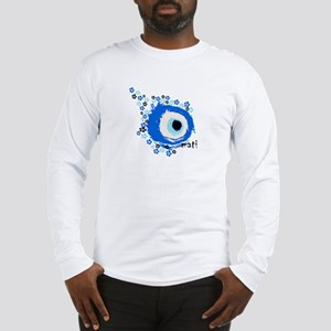 MATI-GREEK EYE Long Sleeve T-Shirt