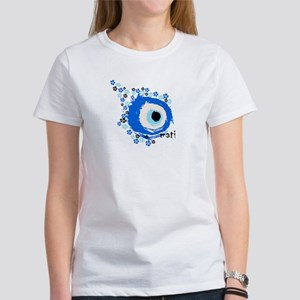 MATI-GREEK EYE Women's T-Shirt