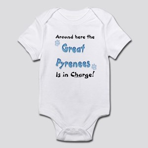 PYR Charge Infant Bodysuit