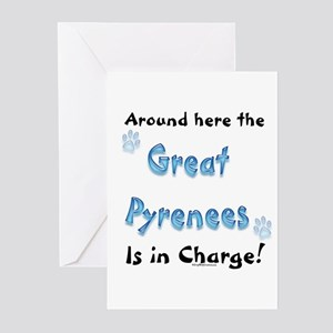 PYR Charge Greeting Cards (Pk of 10)
