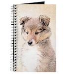 Shetland Sheepdog Puppy Journal