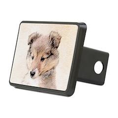 Shetland Sheepdog Puppy Hitch Cover