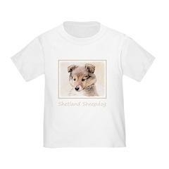 Shetland Sheepdog Puppy T