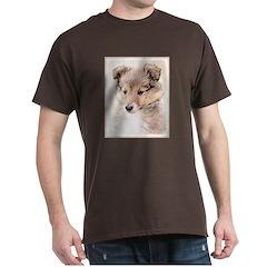 Shetland Sheepdog Puppy T-Shirt