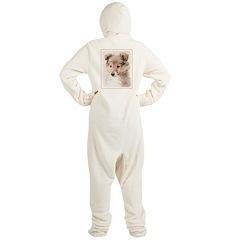 Shetland Sheepdog Puppy Footed Pajamas