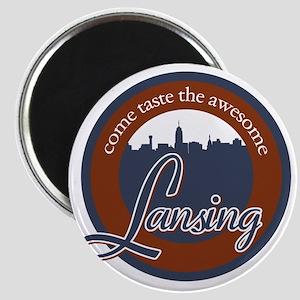 Lansing1 Magnet
