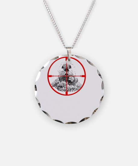 Caddyshack Freeze Gopher Necklace Circle Charm