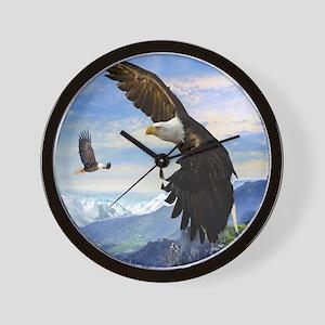 eagles3 Wall Clock