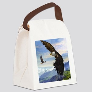 eagles3 Canvas Lunch Bag