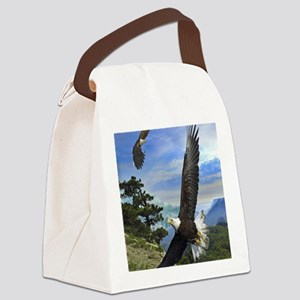 eagles1 Canvas Lunch Bag