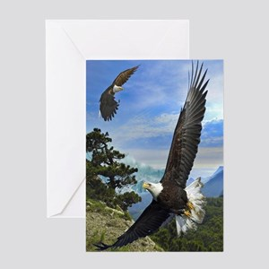 eagles1 Greeting Card