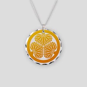 aoi1 Necklace Circle Charm