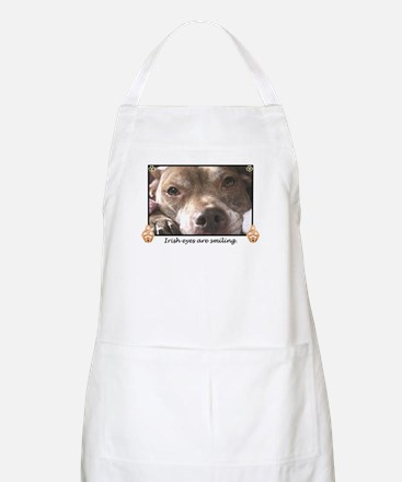 Irish Eyes BBQ Apron